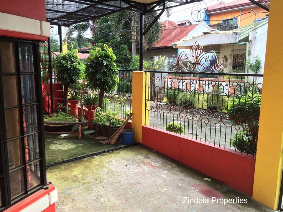 House & Lot For Sale in Palmera Homes Quezon City