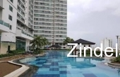 ZDP15322, Two Bedroom Brand-new Unfurnished For Sale in The Beacon Residences