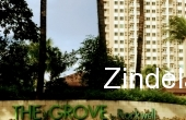 ZDP15392, One Bedroom Fully Furnished For Rent in The Grove by Rockwell